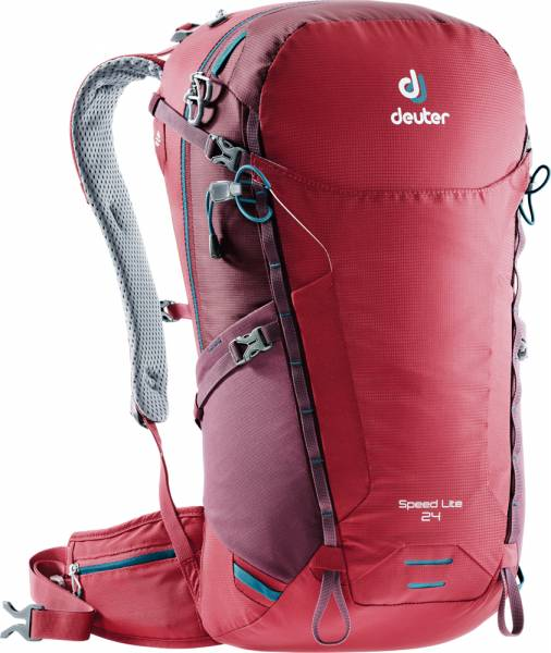Deuter Speed lite 24 cranberry-maron Wanderrucksack