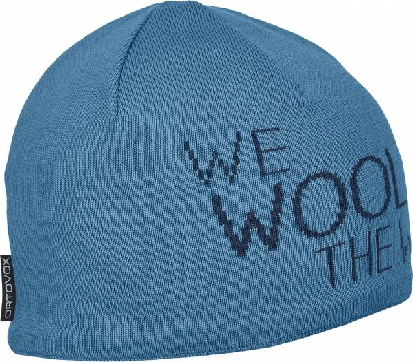 Ortovox We Wool The World Beanie Mütze aqua