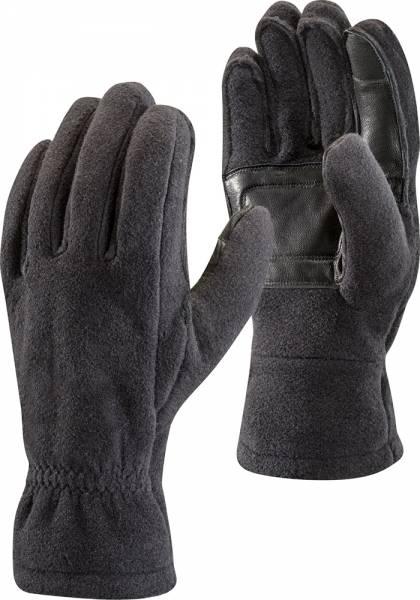 Black Diamond Midweight Fleece Handschuh black