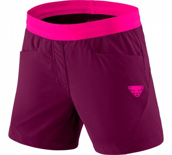 Dynafit Transalper Hybrid Shorts Damen Bergshort beet red