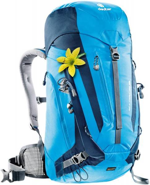 Deuter ACT Trail 28 SL Women turquoise-midnight