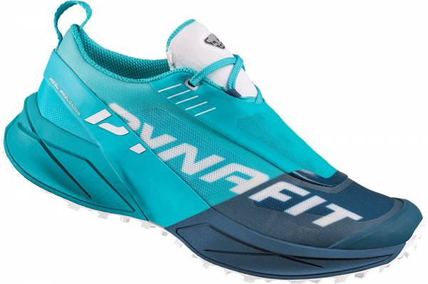 Dynafit Ultra 100 Women Trailrunningschuh Poseidon/Silvretta