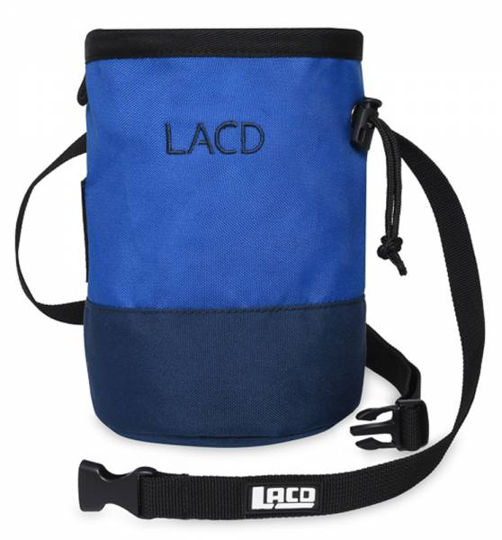 LACD Chalk Bag C2 blue