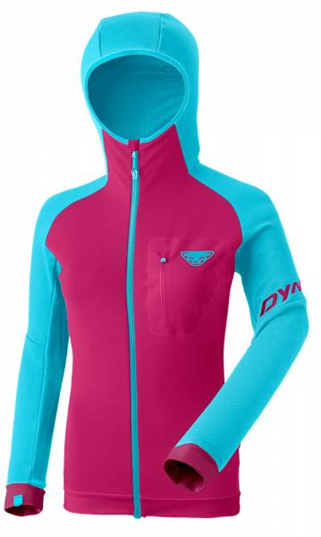 Dynafit Radical Polartec® W Hooded Jacket Damen Midlayer silvretta
