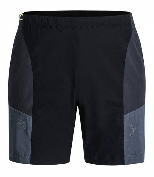 Montura Block Light Shorts Men Kletterhose nero/piombo