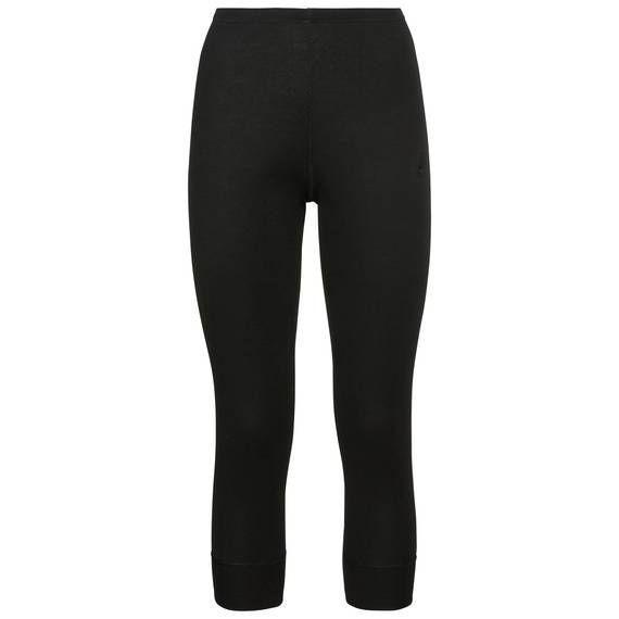 Odlo Active Warm Eco BL Bottom 3/4 Damen Funktionsunterwäsche black