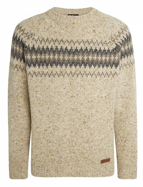 Sherpa Dumji Crew Sweater Herren Pullover chai tea