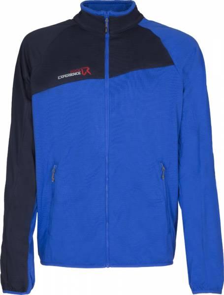 Rock Experience Larkin F. Zip Men Fleece Jacket princess blue/blue night