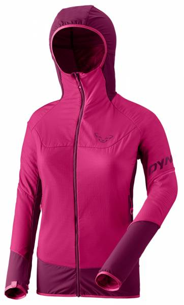 Dynafit Mezzalama 2 Polartec® Alpha® W Jacket Damen Isolationsjacke flamingo