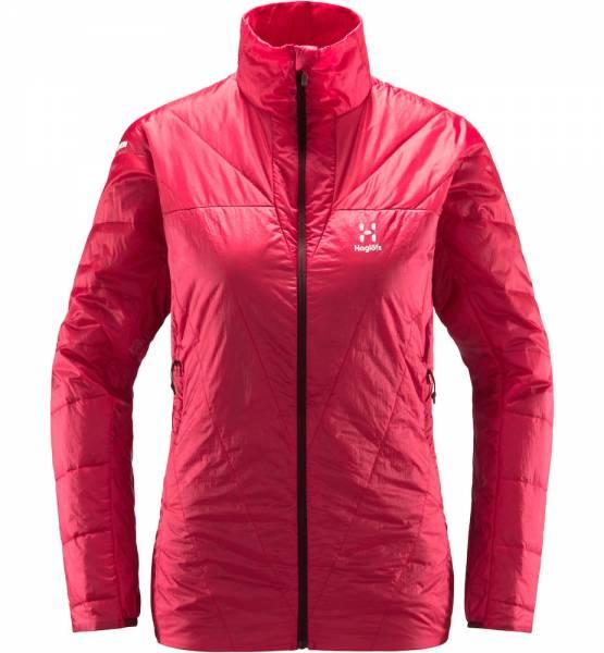 Haglöfs L.I.M. Barrier Jacket Women Isolationsjacke hibiscus red