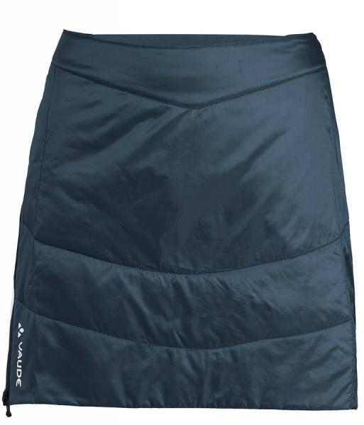 Vaude Sesvenna Reversible Skirt Damen Isolationsrock steelblue