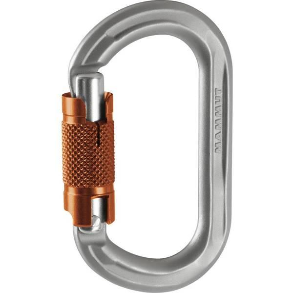 Mammut Wall Micro Oval twist lock