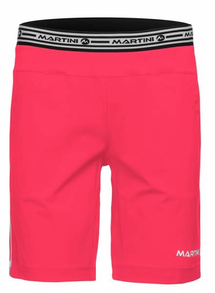Martini Sportswear Freedom Damen Zipp-Short punch