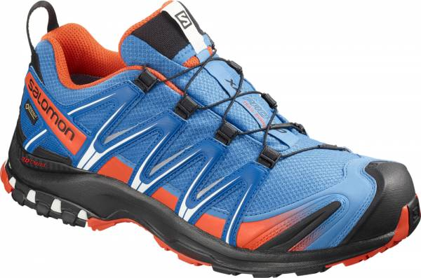new style 47698 54a9c Salomon XA Pro 3D GTX Men indigo bunting/sky diver/cherry to  Trailrunningschuh
