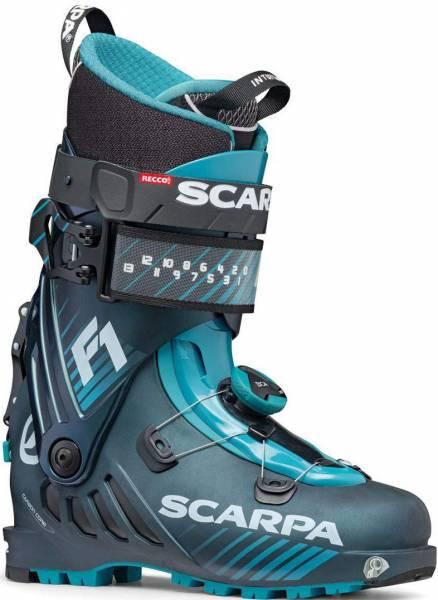 Scarpa F1 Herren Skitourenschuh 20/21 anthracite/ottanio