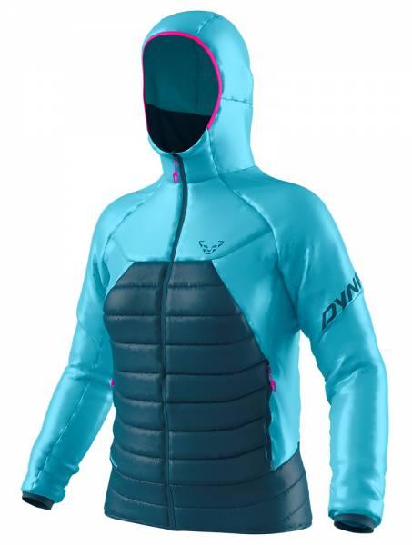 Dynafit Radical 3 Primaloft® W Hooded Jacket Damen Isolationsjacke silvretta