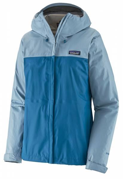 Patagonia W's Torrentshell 3L Jacket Damen Hardshelljacke berlin blue