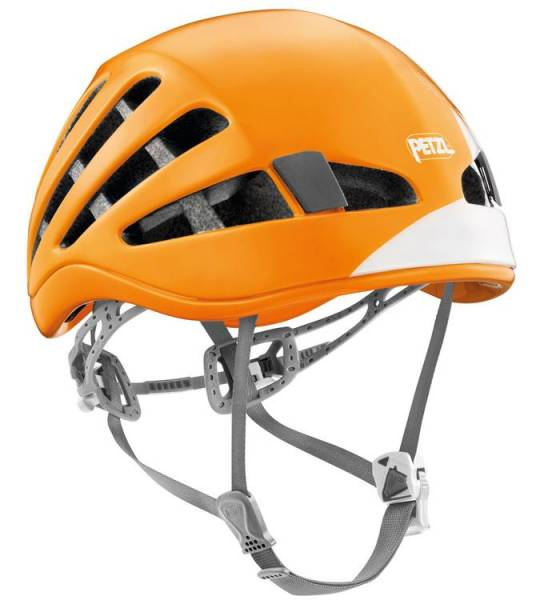 Petzl Meteor orange Kletterhelm
