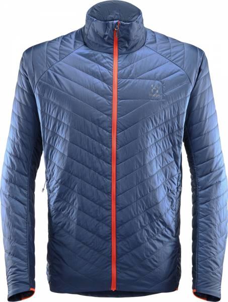 Haglöfs L.I.M Barrier Jacket tarn blue/cayenne Isolationsjacke