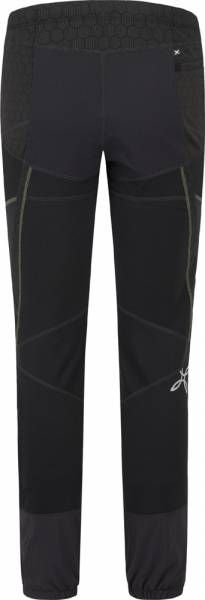Montura Evoque Pants Men nero/verde acido