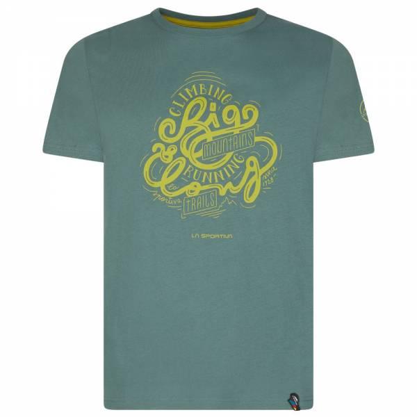 La Sportiva Go Big T-Shirt Men pine