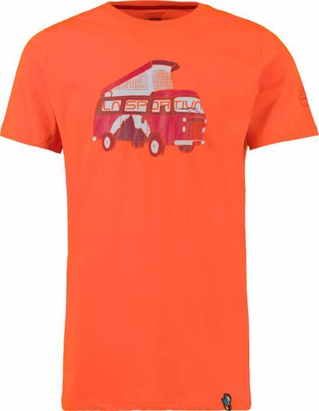 La Sportiva Van 2.0 T-Shirt Men pumpkin