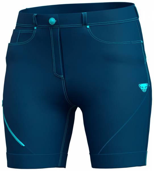 Dynafit Transalper Dynastretch Jeans Short Women poseidon
