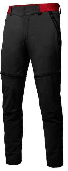 Salewa Pedroc DST 2/1 Pant Women Softshellhose black out