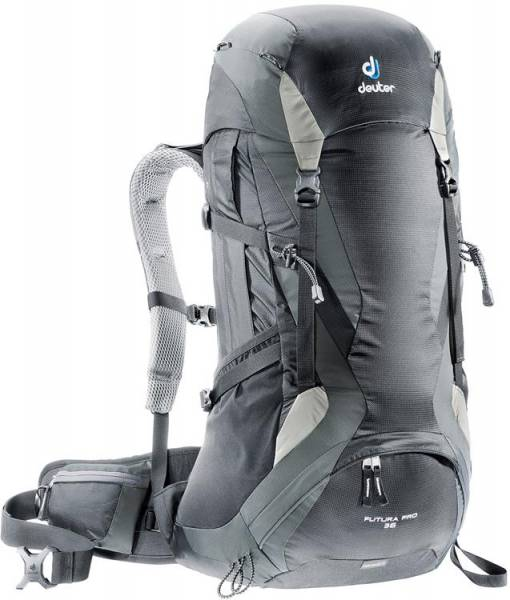 Deuter Futura Pro 36 black-granite