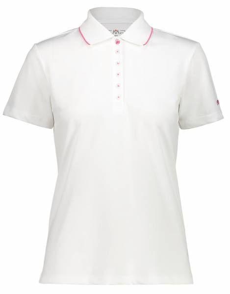 CMP Polo Women Poloshirt bianco (30T5036)
