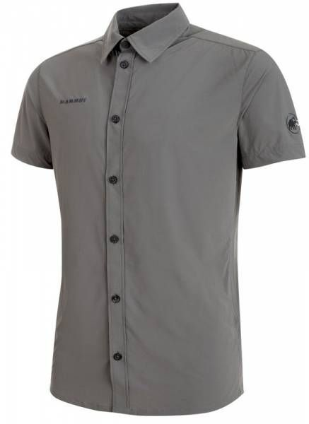 Mammut Trovat Light Shirt Men titanium