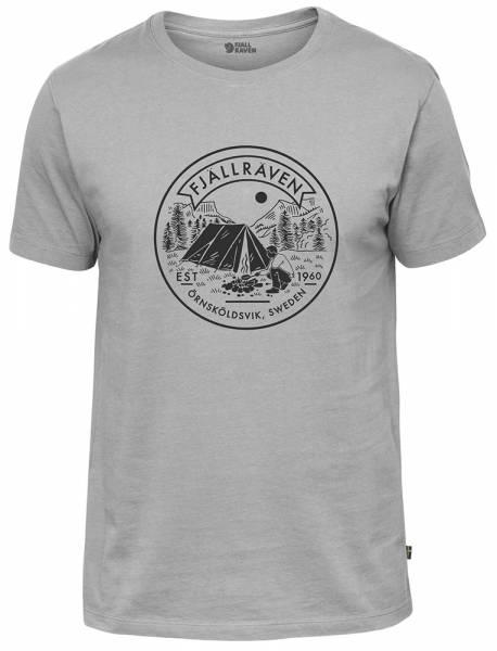 Fjällräven Lägerplats T-Shirt Men Grey