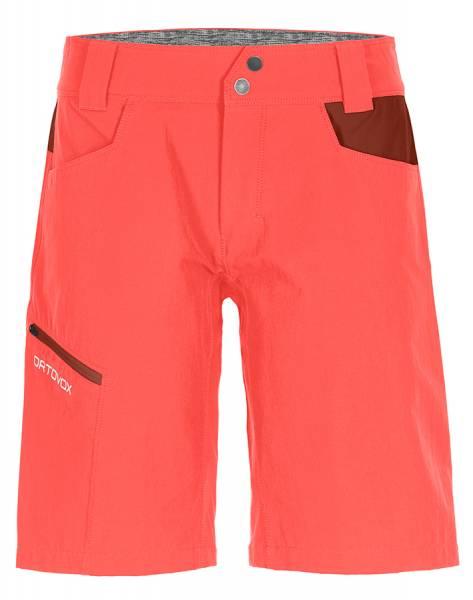 Ortovox Pelmo Shorts Damen Bergshort coral