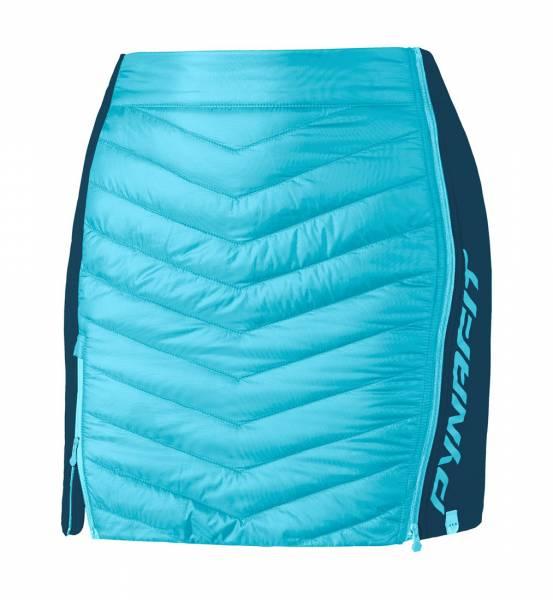 Dynafit TLT Primaloft® Skirt Damen Isolations-Rock silvretta