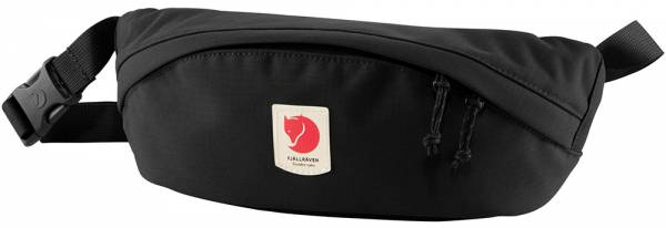 Fjällräven Ulvö Hip Pack Medium Black