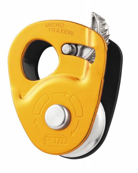 Petzl Micro Traxion Umlenkrolle
