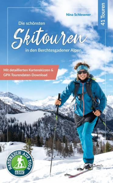 Skitourenführer Berchtesgaden Nina Schlesener