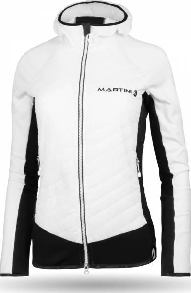 Martini Carezza Jacket Women white/black Kombijacke