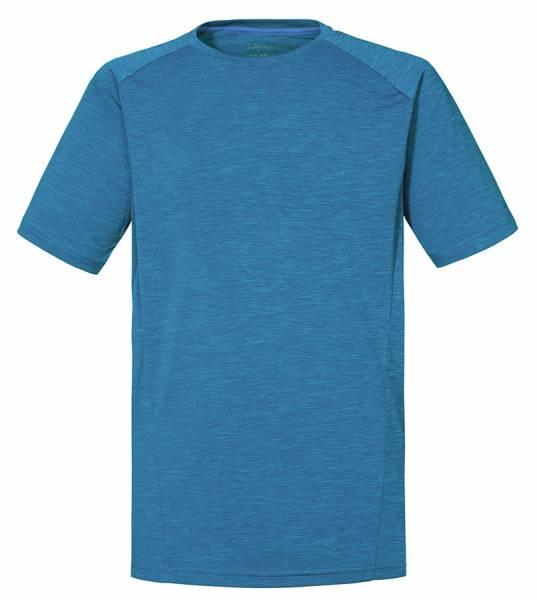 Schöffel T-Shirt Boise2 M Herren Funktionsshirt indigo bunting