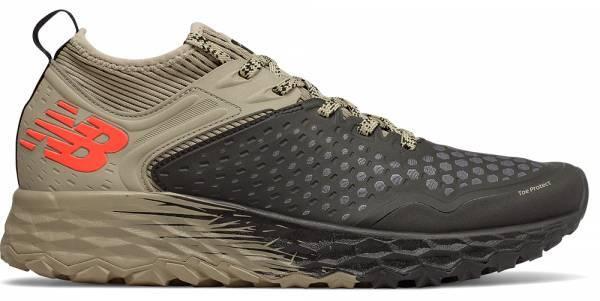 New Balance Fresh Foam Hierro v4 Men Trailrunningschuh Black/Brown