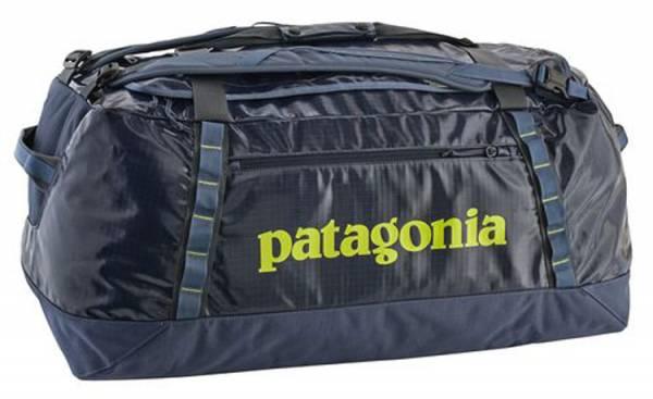 Black Diamond Klettergurt Größentabelle : Patagonia black hole duffel l tasche dolomite blue taschen