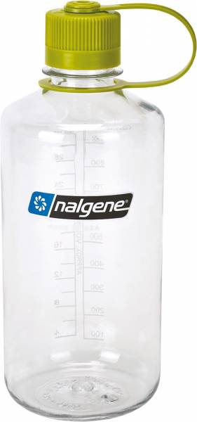 Nalgene Narrow Mouth 1L Trinkflasche clear