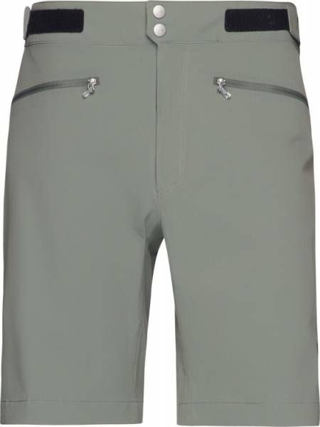 Norrona Bitihorn lightweight Shorts Men castor grey