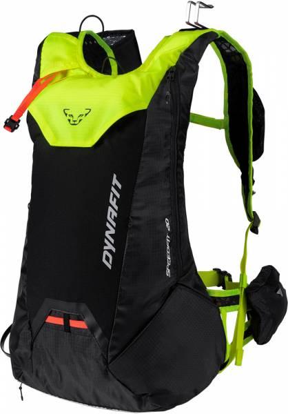 Dynafit Speedfit 20 Skitourenrucksack black/neon