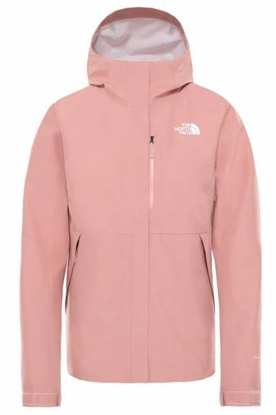 The North Face Dryzzle Fl Jacket Damen Hardshelljacke pink clay