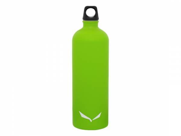 Salewa Isarco Lightweight Stainless Steel Bottle 1,0 L flou green