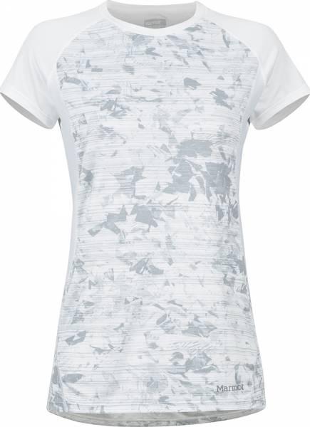Marmot Crystal SS Women T-Shirt white mind game