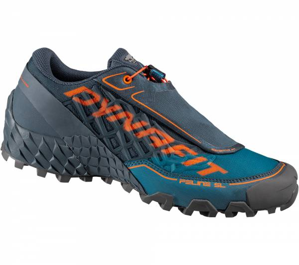 Dynafit Feline SL Men Trailrunningschuh Bluejay/Shocking Orange
