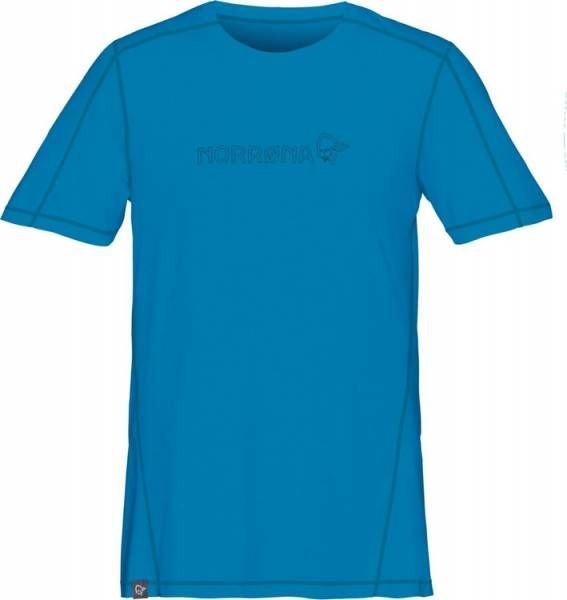 Norrona /29 T-Shirt Men torrent blue