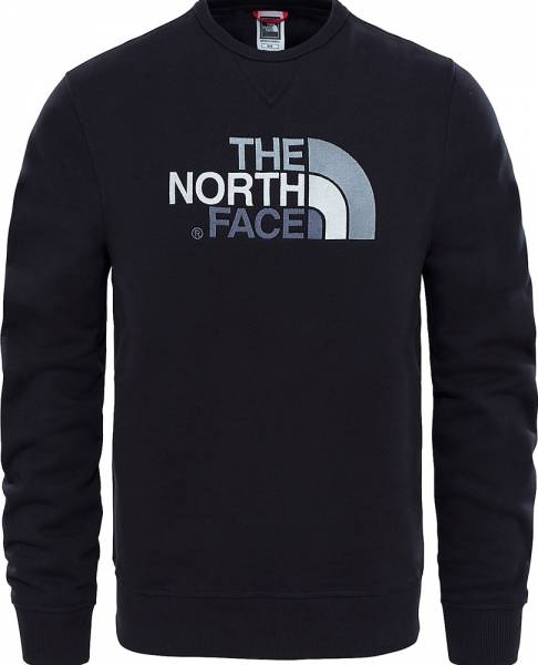 The North Face Drew Peak Crew Pullover black